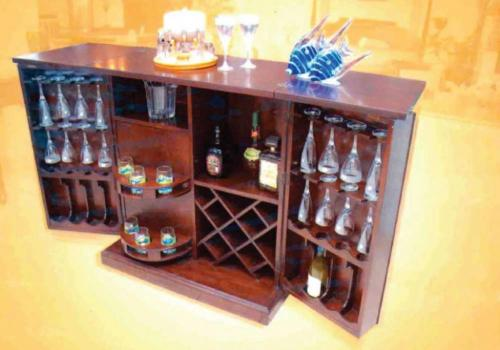 Woodmart COMPACT BAR