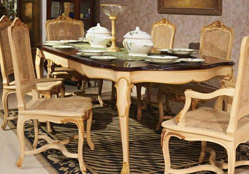 Woodmart FLORAIN DINING COLLECTION
