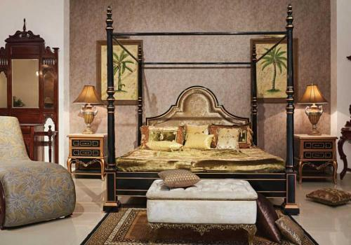 Woodmart CEASUR BED COLLECTION