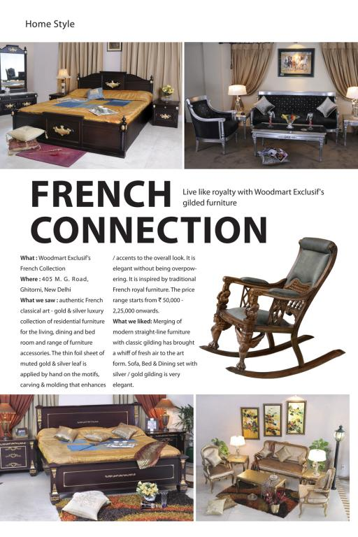 Woodmart FRENCH CONNECTION